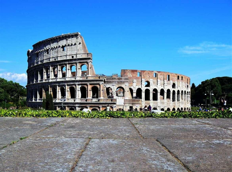 Le Colisée à Rome pour un week-end en amoureux