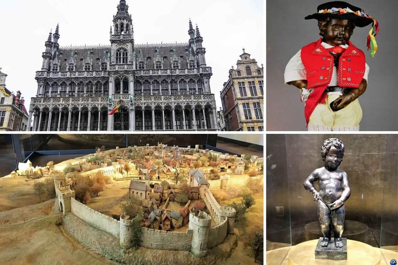 Visiter Musée de la Ville de Bruxelles