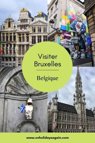 Visiter Bruxelles en 1 jour