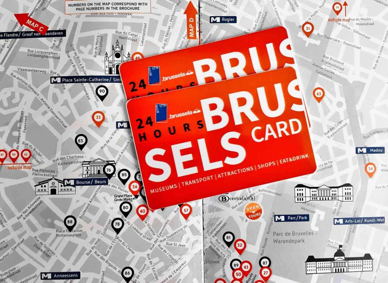 Visiter Bruxelles en 1 jour avec la Brussels card