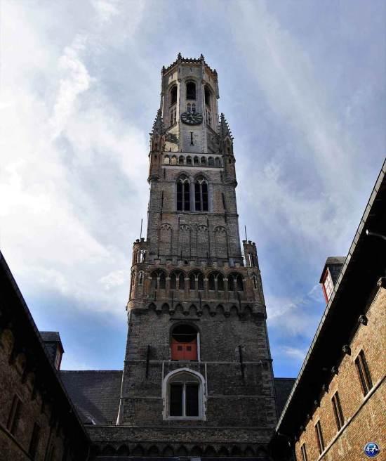 Le Beffroi de Bruges