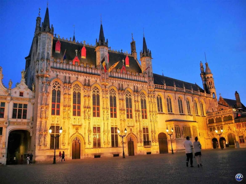 L'Hôtel de Ville de Bruges