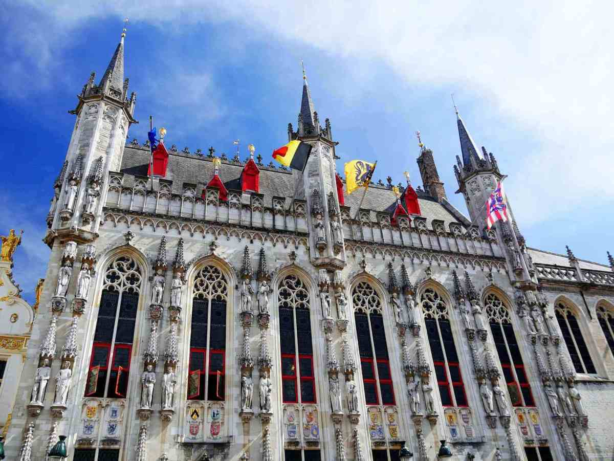 Bruges entre culture et romantisme