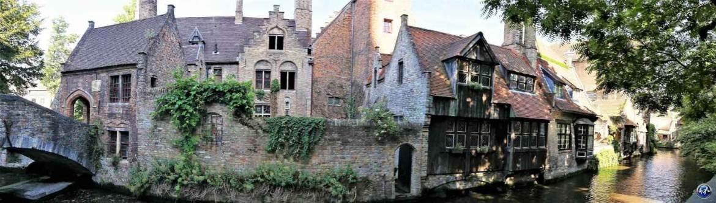 Visiter Bruges et le Pont St-Boniface