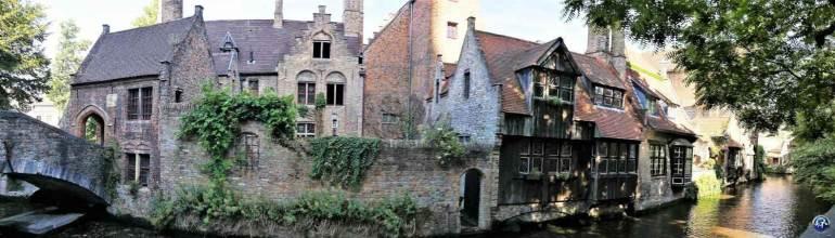 Visiter le Pont-Boniface à Bruges