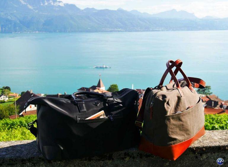 Nos sacs de voyage pour une allure chic