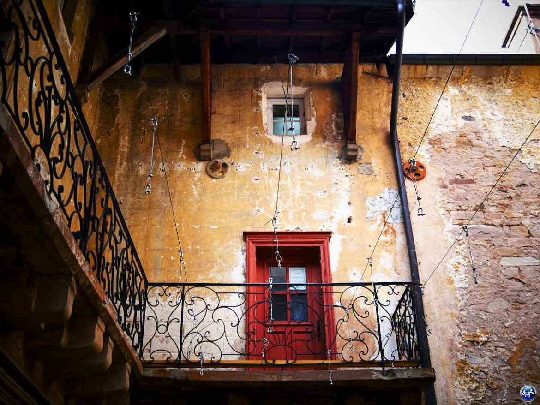 Jolies façades de la ville à découvrir durant un week-end à Luxeuil-les-Bains