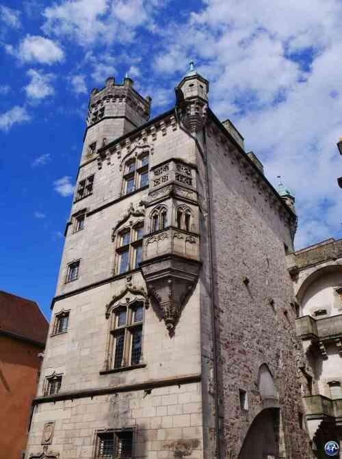 Visiter la Tour des Echevins pendant un week-end à Luxeuil-les-Bains