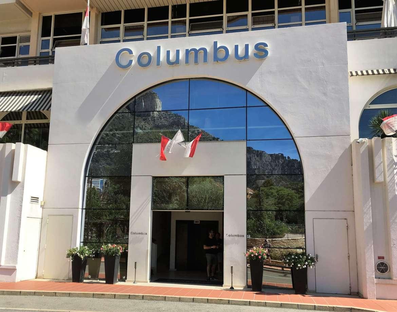 Hôtel Columbus à Monaco