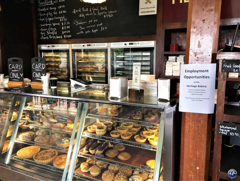 conduire en australie boulangerie sur la route australie blog voyage suisse cosy on holidays again