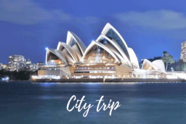 Blog voyage chic et cosy City trip