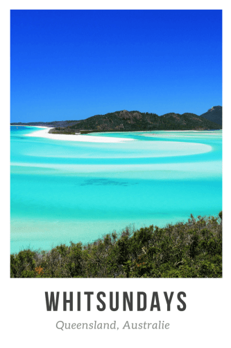 Iles Whitsundays Queensland Australie