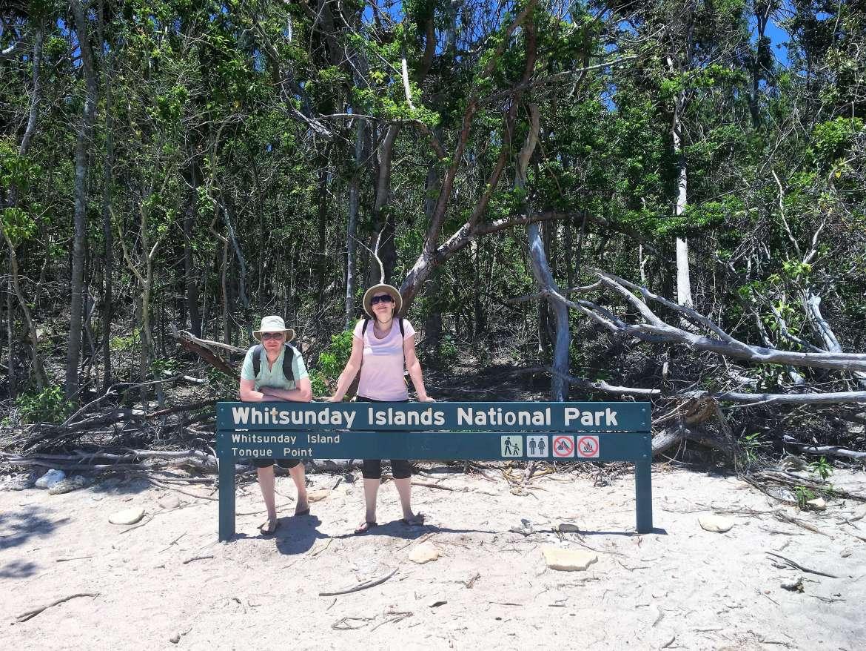 Parc national des iles Whitsundays Australie