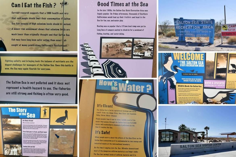 Visitor Center du Salton Sea Recreation Area