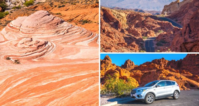 Visiter la Valley of Fire dans le Nevada