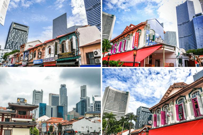 Visiter Singapour en 3 jours et voir plusieurs cultures
