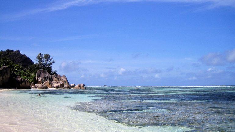 Ile paradisiaque Seychelles