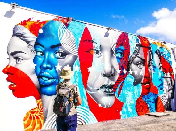 Visiter Miami et que faire à Miami Street art
