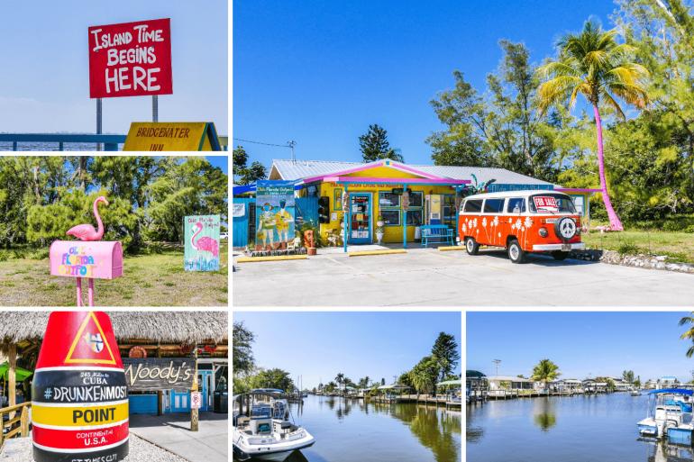 Visiter Pine Island en Floride