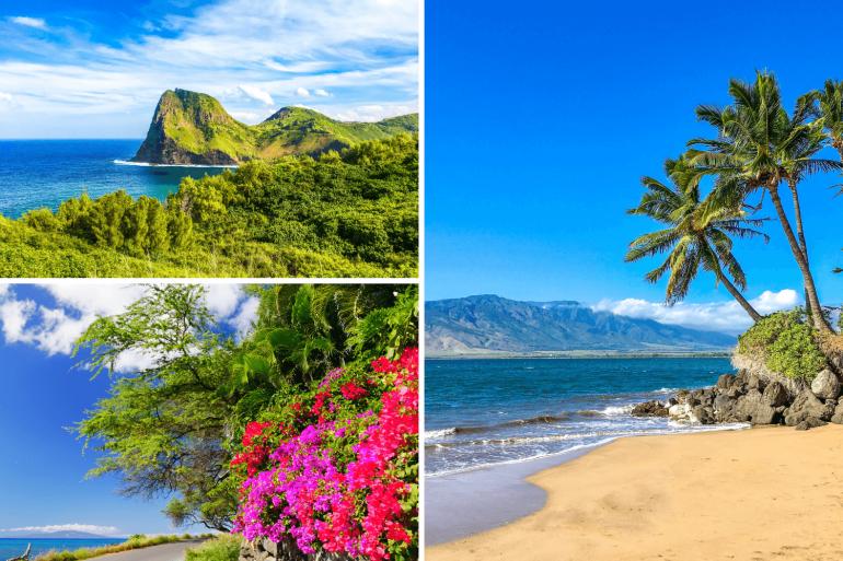 Endroits à visiter à Maui