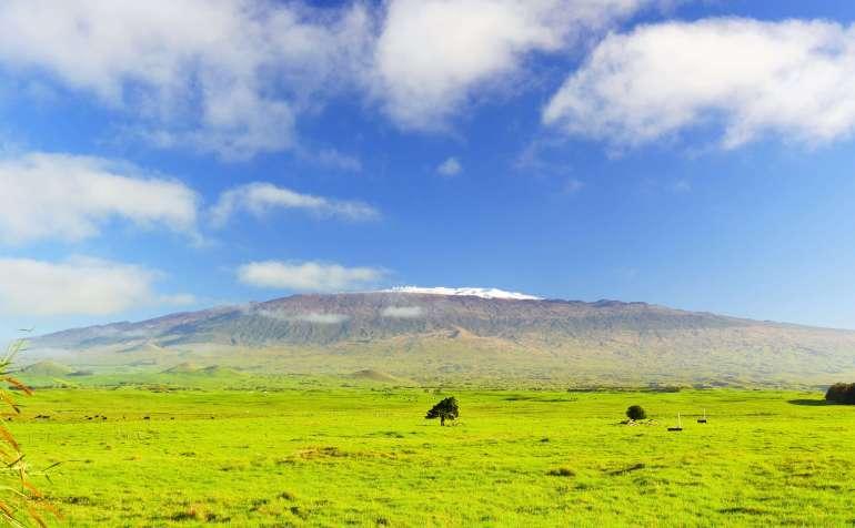 Mauna Kea à Big Island