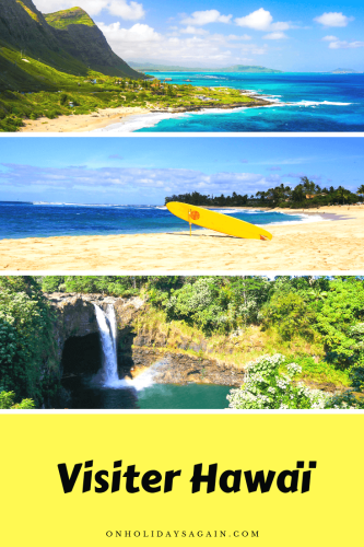 Visiter Hawaii Pinterest