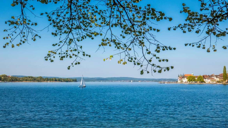 Lac de Constance à Steckborn