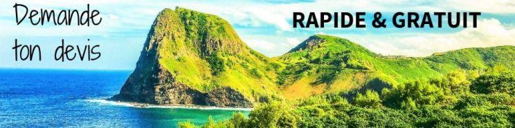 Devis pour visiter Maui Hawaii