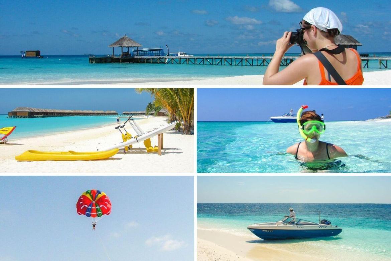 Activités voyage aux Maldives