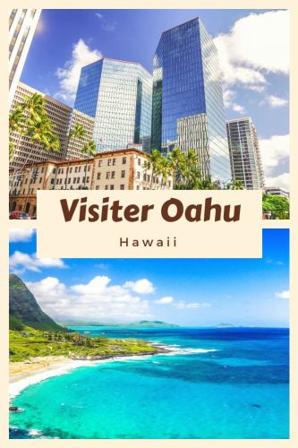 Visiter Oahu Hawaii Pinterest 2