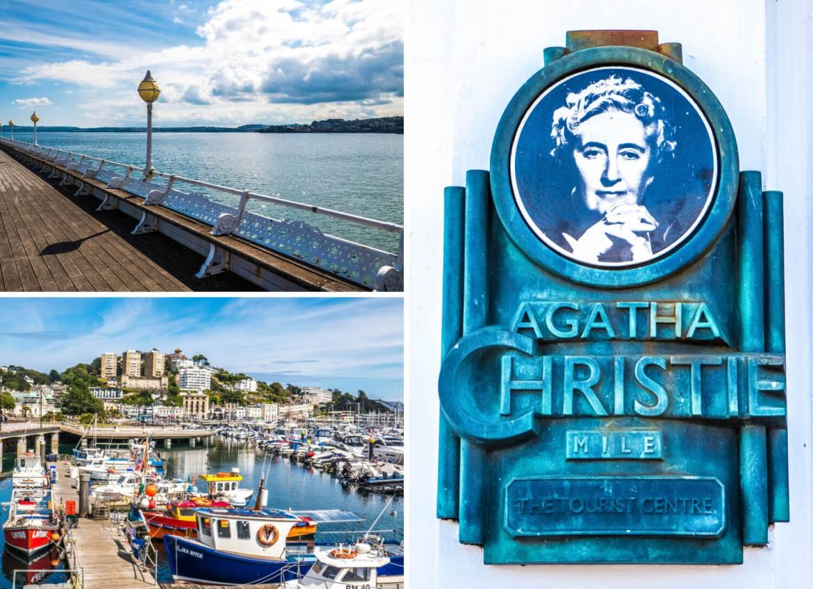 Visiter Torquay road trip Sud Angleterre