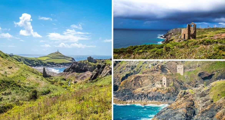 Visiter Cape Cornwall et Botallack Mine