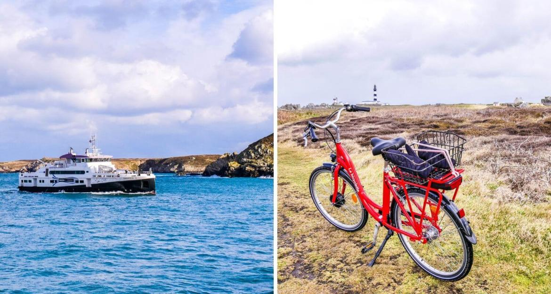 Visiter Ouessant en vélo