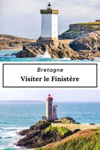 Visiter le Finistère Pinterest