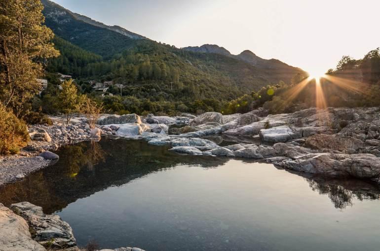 Visiter la Corse et la Vallée du Fango