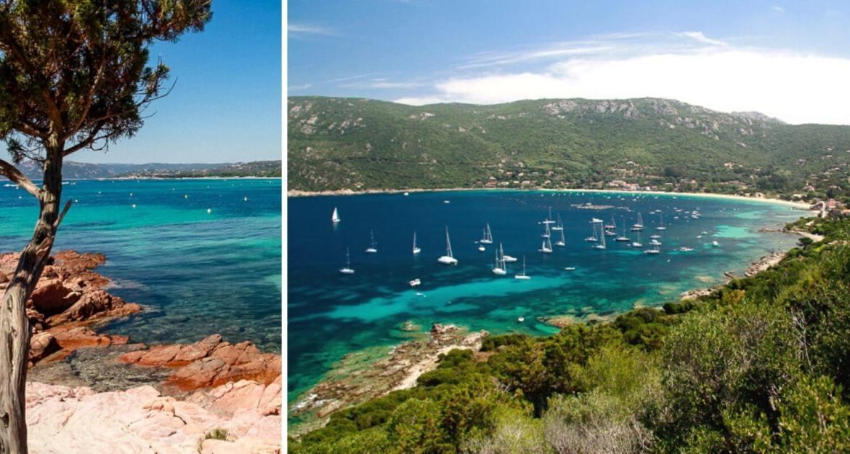 Plages Corse du Sud