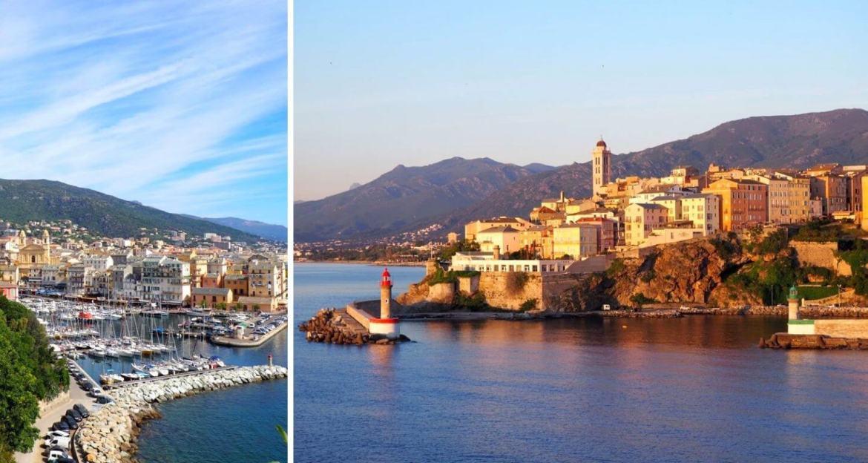 Visiter Bastia Corse