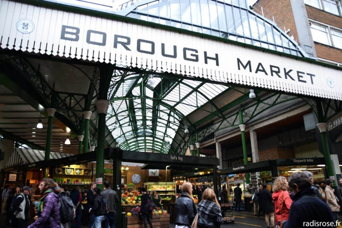 Visiter le Borough Market