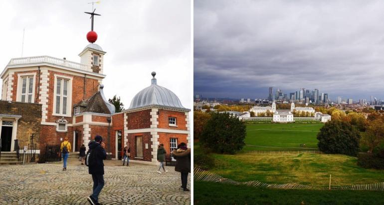 Visiter Greenwich à Londres