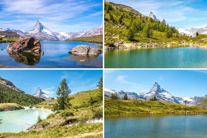 Randonnée des 5 lacs à Zermatt
