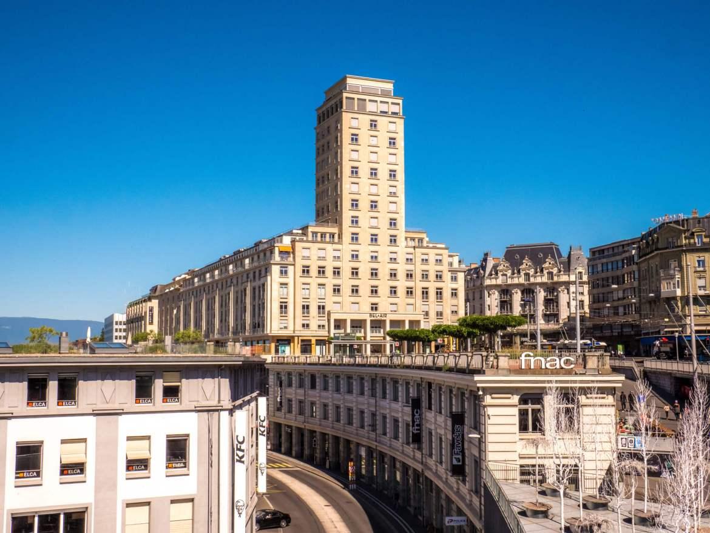 Tour Bel Air à Lausanne