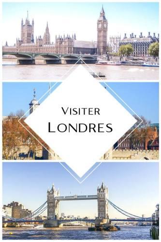 Visiter Londres Pinterest 1