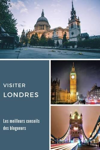 Visiter Londres Pinterest 2