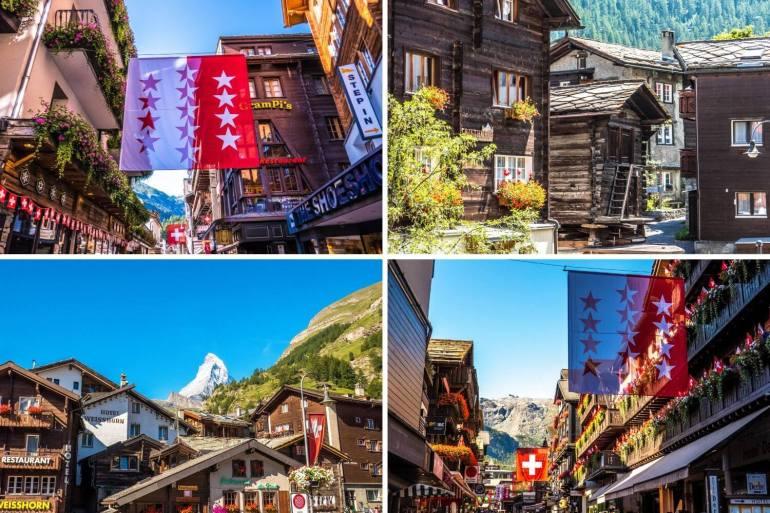 Visiter Zermatt village