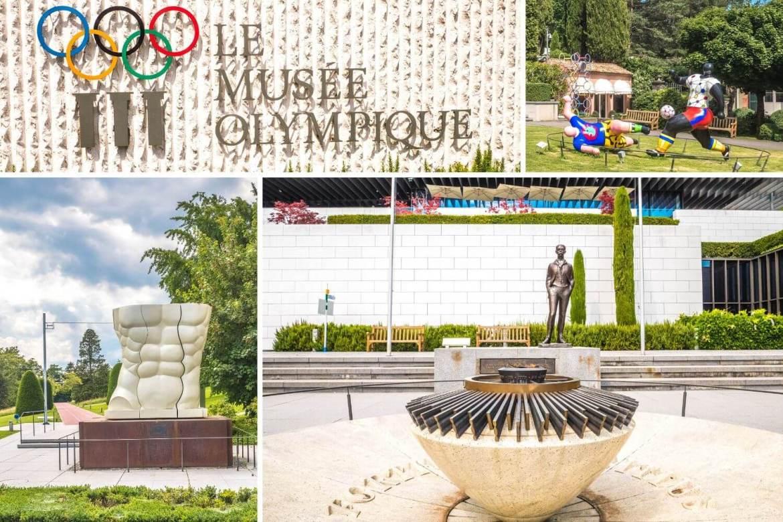 Visiter le Musée olympique Lausanne