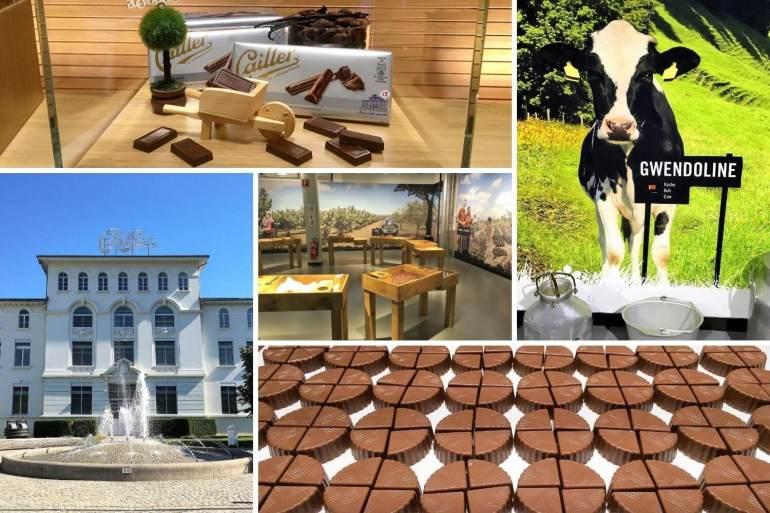 Visiter la Maison Cailler lors d'un week-end romantique en Suisse