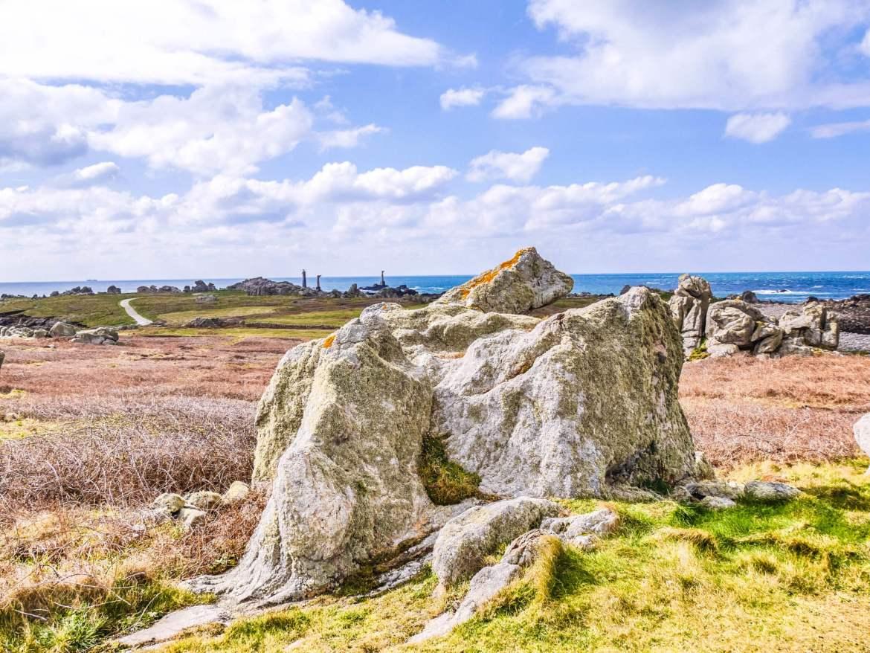Ambiance bretonne à la Pointe de Pern Ouessant