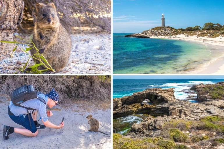 Rottnest Island côte ouest Australie