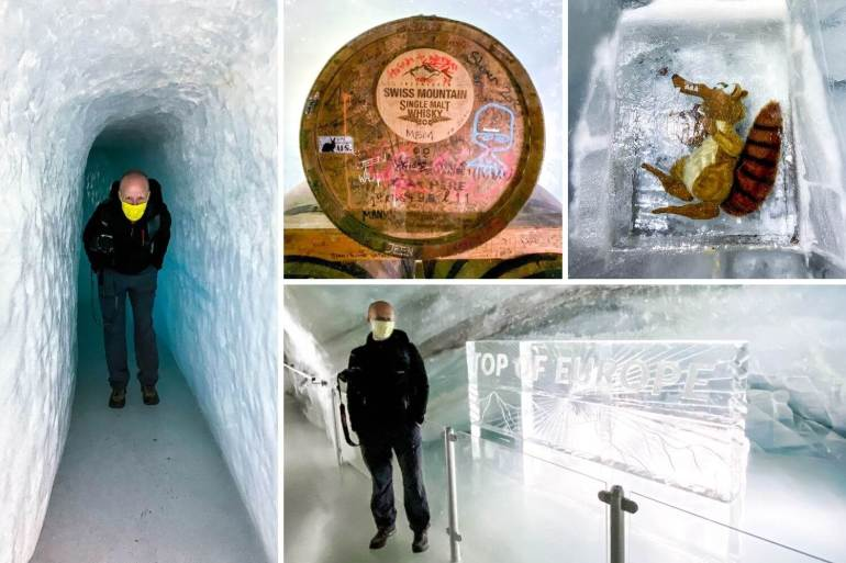Jungfraujoch Ice Palace_Que faire à Grindelwald