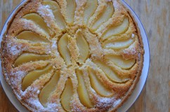 Pear and almond tart: http://wp.me/p26Y0F-12B